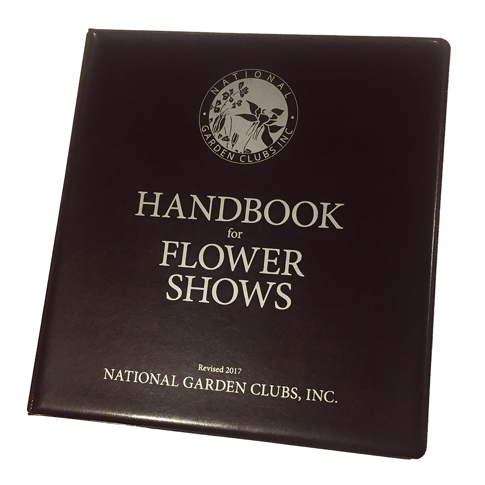 Handbook for Flower Shows- 2017 Edition
