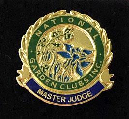 Master Judge Pin