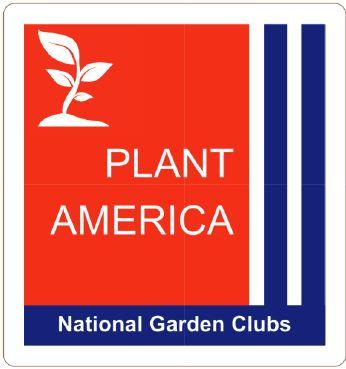 Plant America Car Magnet